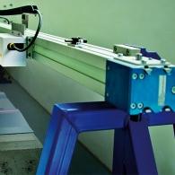 Einrichtung zur automatisierten Qualitätsüberwachung