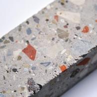 Betonentwicklung unter Verwendung von Recyclingmaterial