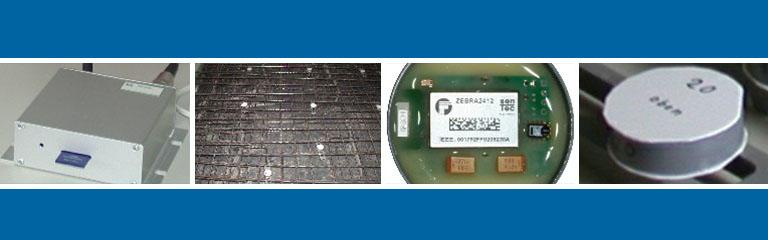Bilder Estrich-Feuchte-Sensorsystem