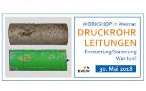 """Bild Workshop """"DRUCKROHRLEITUNGEN Erneuern/Sanieren – was tun?"""""""