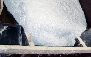 Bild Winkelstützen aus UHPC: Betonage Winkelstützen