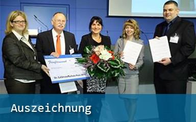 Bild Preisträger 10. Deutscher Gefahrstoffschutzpreis