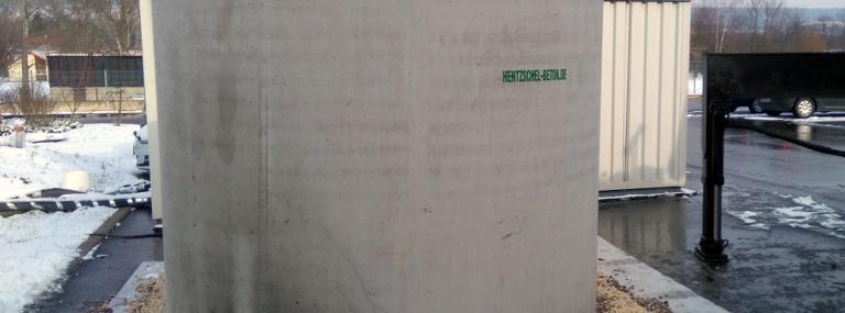 Bild Polymer-Compound-Wärmespeicher: Versuchsspeicher IAB Weimar gGmbH