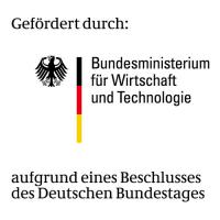 Link zur Homepage des Bundesministeriums für Wirtschaft und Technologie