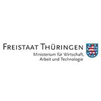 Link zur Homepage des Thüringer Ministeriums für Wirtschaft, Arbeit und Technologie