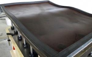 Bild Dünnwandige Betonschalen: Automatisiertes Schalungssystem