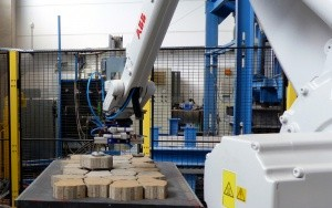 Bild Robotersteuerung (Betonsteine)