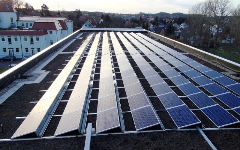Photovoltaikanlage (PV) zur Eigenstromversorgung