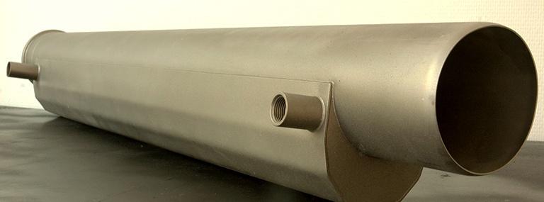 Bild Gebäudesegment-Wärmetauscher (GSWT)