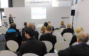Bild Fachpodium im Innovation-Center