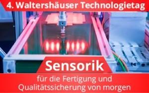 Bilder Banner 4. Waltershäuser Technologietag