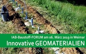 Banner IAB-Baustoff-FORUM 2019