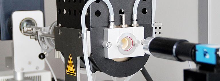 Bild Erhitzungsmikroskop EM 301-M17