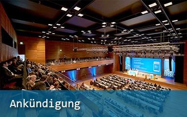 Bild Konferenzsaal Neue Weimarhalle in Weimar