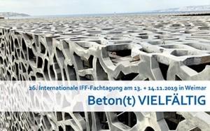 Bild Banner 26. Internationale IFF-Fachtagung – IAB-Wissenschaftstage 2019