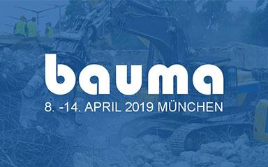 Bild bauma 2019