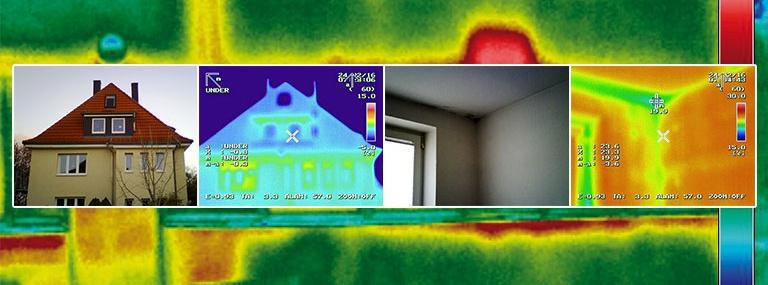 Bild Thermografie Aufnahmen
