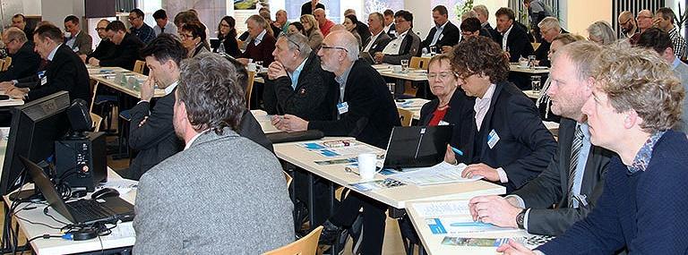 Bild 4. RIS3-Forum Ressourceneffizienz am IAB Weimar: Ein großer Erfolg auf dem Schritt zur Kreislaufwirtschaft