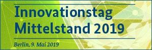 Bild Innovationstag Mittelstand 2019 des Bundesministeriums für Wirtschaft und Energie