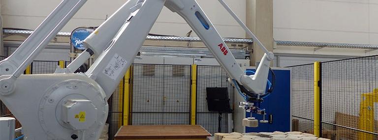Bild Automatisiertes Qualitätssicherungssystem für die Betonsteinfertigung (QSS)