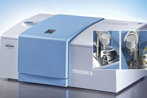Bild Infrarotspektrometer Tensor II
