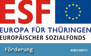 Bild Banner ESF-Förderung BUB190073