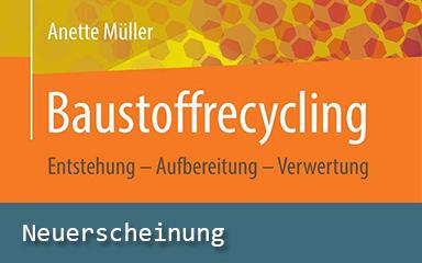 Bild Neuerscheinung Baustoffrecycling