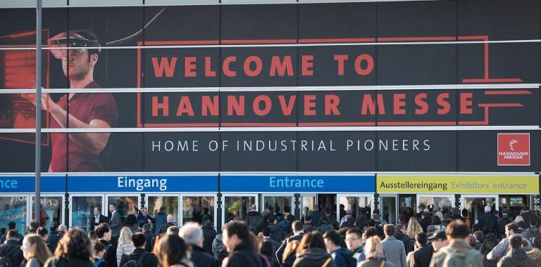Bild Hannover Messe 2019