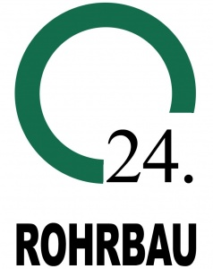 Logo 24. Rohrbau-Kongress 2020