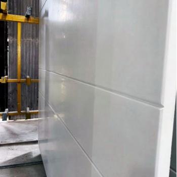 Beeindruckende Qualität – Fassadenelement, SISCOBRAS