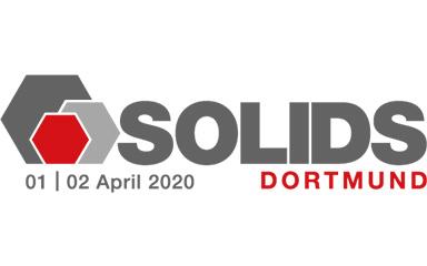 Bild Banner SOLIDS 2020 in Dortmund