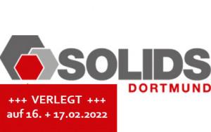Bild Auf 2022 verlegt: SOLID Fachmesse für Granulat-, Pulver- und Schüttguttechnologien