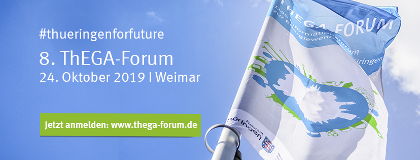 Bild Banner 8. ThEGA-Forum in Weimar