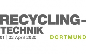 Bild Banner RECYCLING-TECHNIK 2020 Fachmesse in Dortmund
