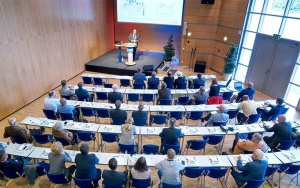 Bild EAST Energy And Storeage Technologies – Vortrag CongressCenter Messe Erfurt