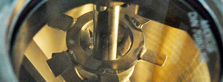 Bild Suspensionsmischer der Fa. Multicon GmbH