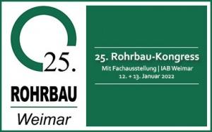 Bild Banner 25. Rohrbau-Kongress 2022