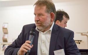Bild Dr. Ulrich Palzer – Institutsdirektor des IAB Weimar