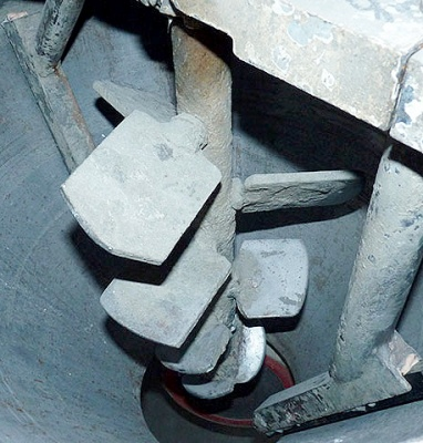 Konusmischer KKM 30 der Fa. Kniele GmbH