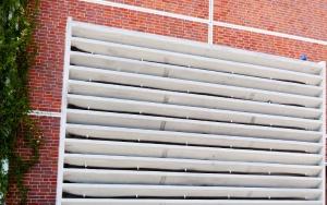 Bild Funktionsmuster Bertonfertigteil zur Fassadenbegrünung