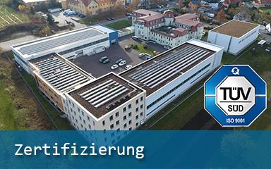 Bild Banner Zertfizierung IAB Weimar