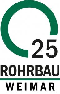 Bild Logo 25. Rohrbau-Kongress Weimar