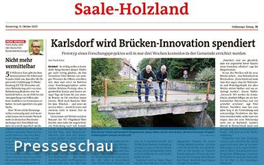 Bid Banner IAB Presseschau OTZ Brücken-Innovation