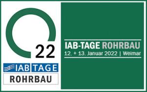 Bild Banner IAB-TAGE ROHRBAU 2022