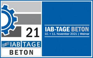 Bild Banner IABTAGE BETON 2021