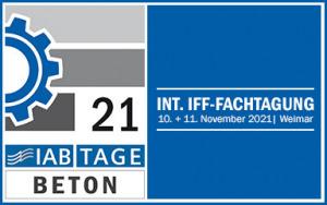 Bild IAB-Tage Beton mit Internationaler IFF-Fachtagung