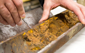 Bild Materialtechnische Untersuchung einer Rohrprobe
