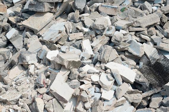 Bild Baureststoffe und Bauabfälle
