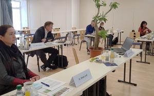 Bild Publikum beim 3. renatBAU Workshop