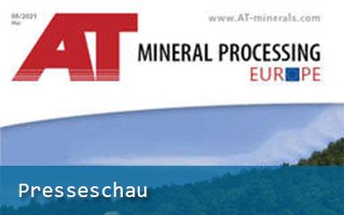Bild Banner IAB-Presseschau AT Mineral Processing
